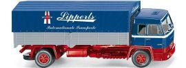 WIKING 084958 Pritschen LKW Büssing BS16 L | Lipperts | Spur H0 kaufen