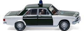 WIKING 086432 Audi 100 Limousine Polizei | Blaulichtmodell 1:87 kaufen