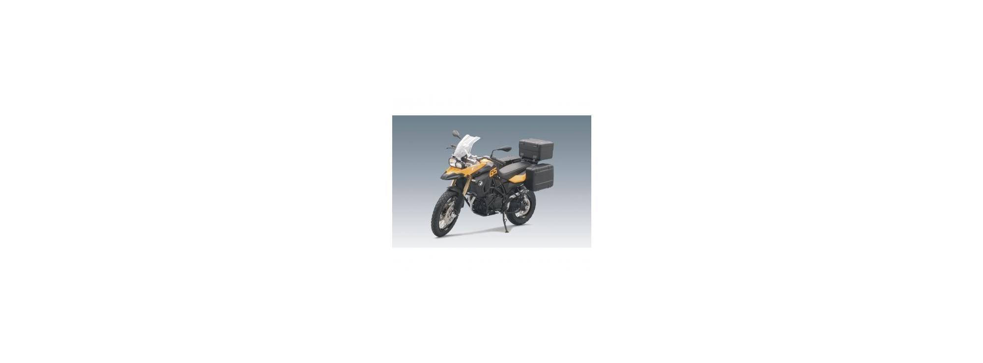 Ausverkauft 10007 Autoart Bmw F 800 Gs Modell Motorrad 1 10 Gelb