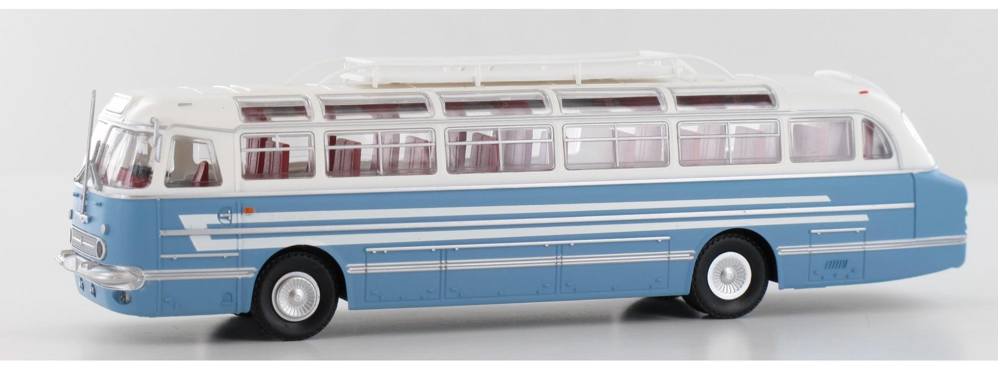 1:87 Brekina Ikarus 55 Reisebus rubinrot//beige #59455