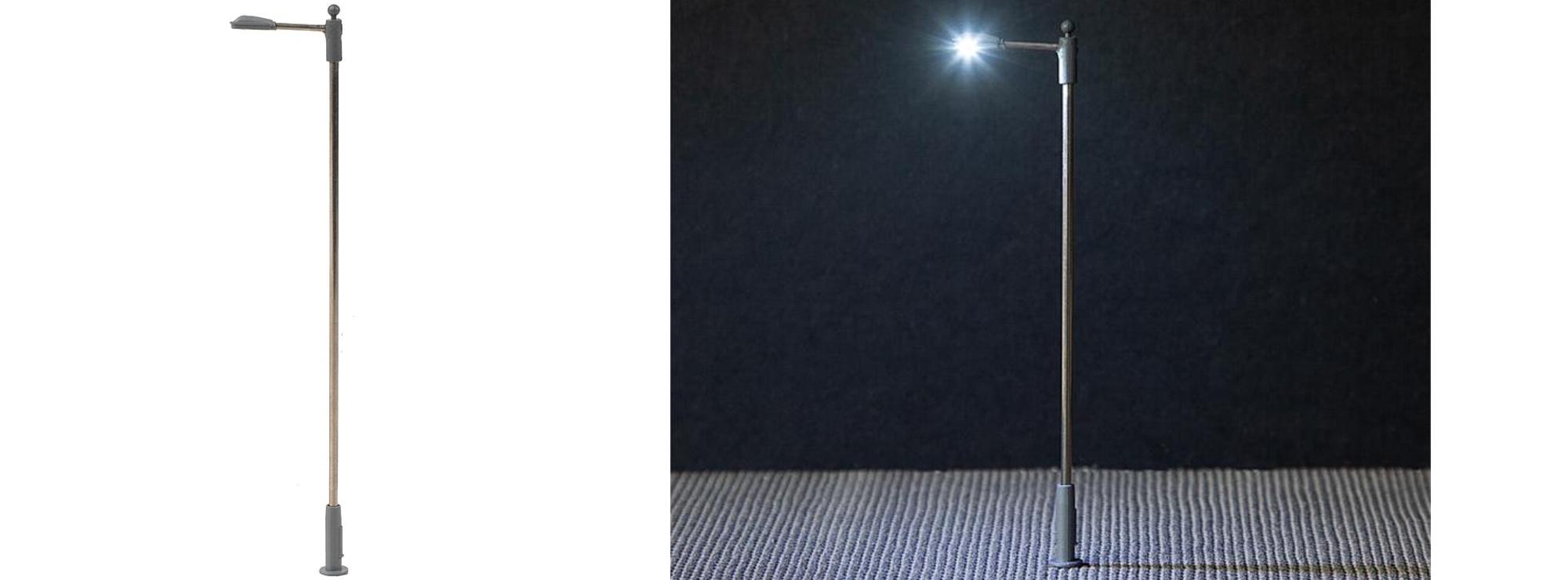 Faller LED Straßenbeleuchtung Ansatzleuchte Faller 180202   .
