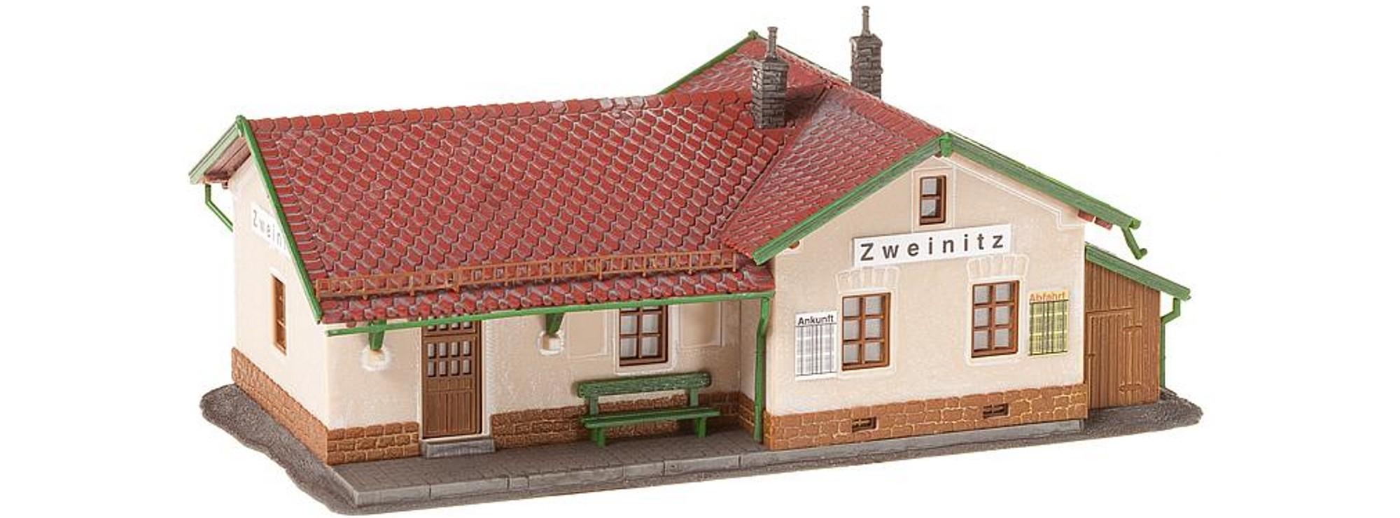 Faller 190230a nebenbahn station zweinitz bausatz spur h0