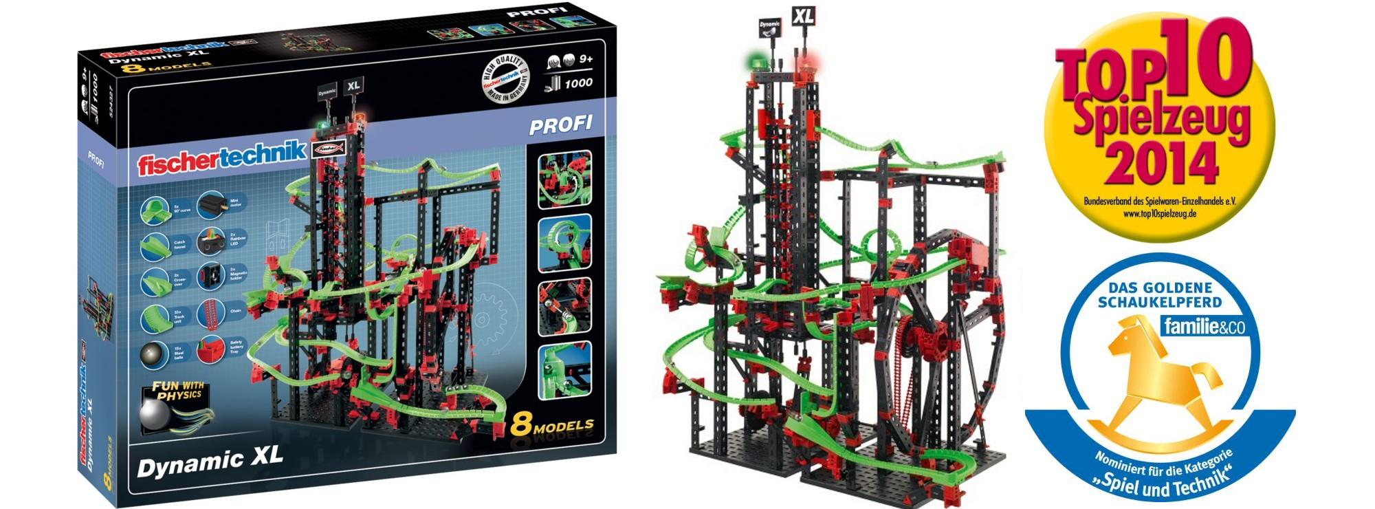 fischertechnik 524327 Dynamic XL günstig kaufen Baukästen & Konstruktionsspielzeug