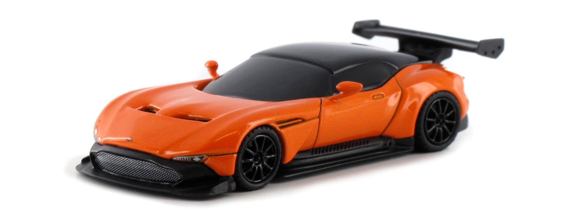 Fronti Art H0 13 Aston Martin Vulcan Orangemetallic Automodell 1 87 Online Kaufen Bei Modellbau Hartle