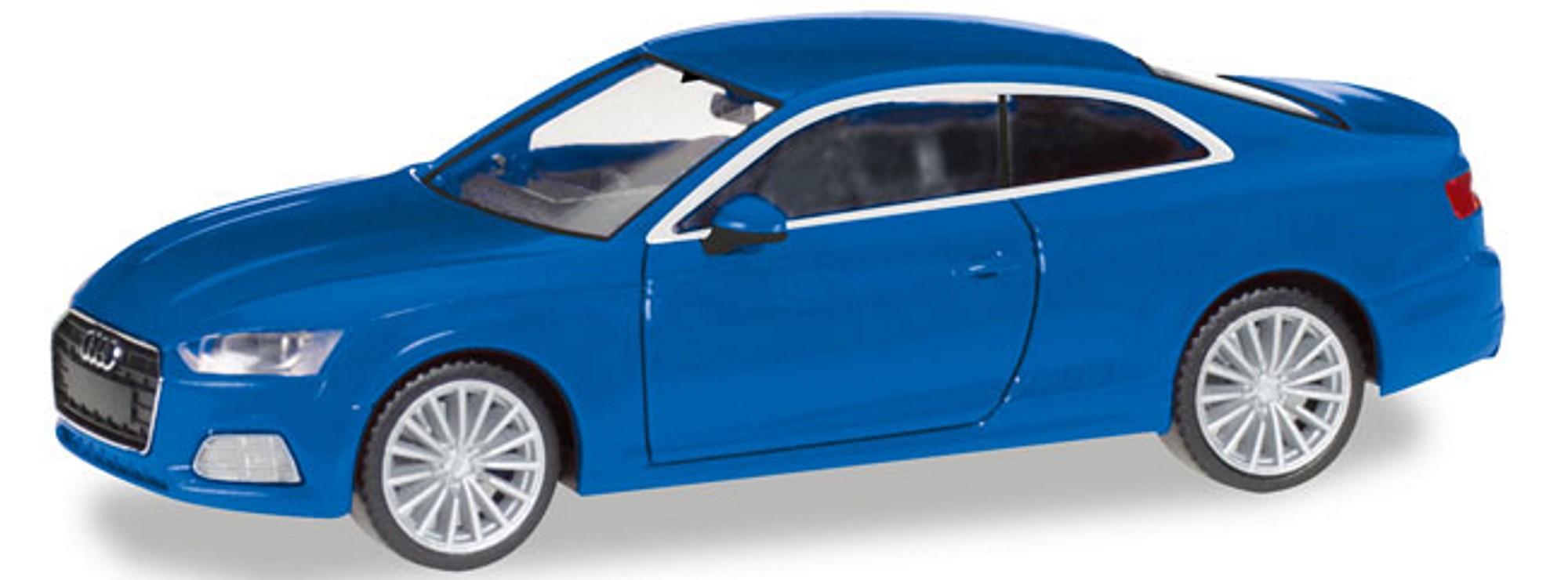 Herpa PKW Audi A5 Sportback blau
