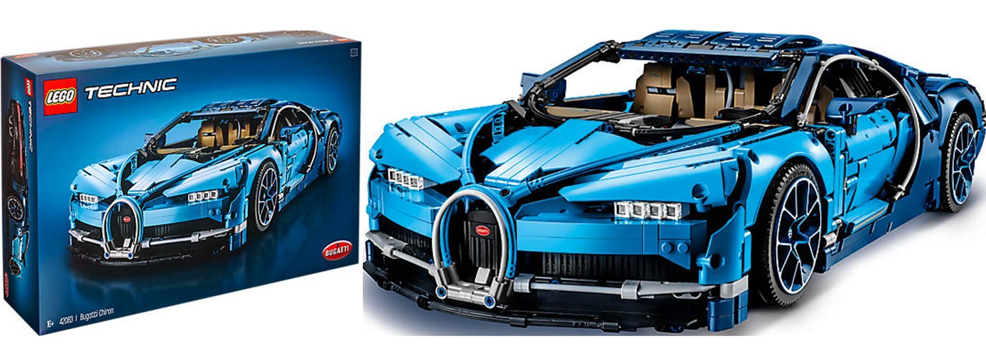 lego 42083 bugatti chiron | lego technic | online kaufen bei
