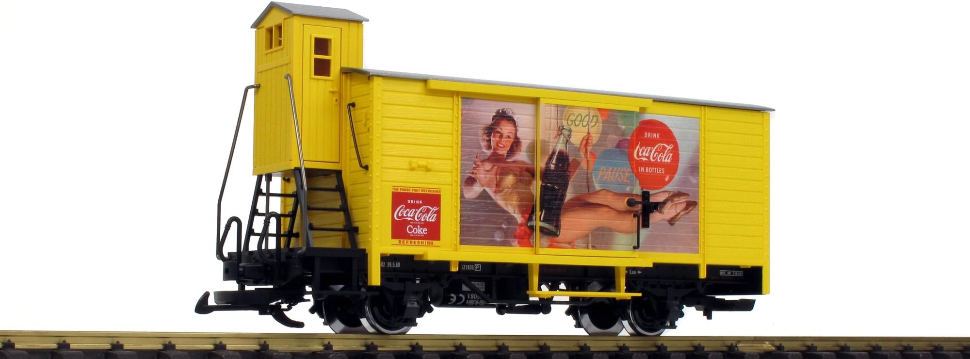 LGB 43359 Coca-Cola Kühlwagen