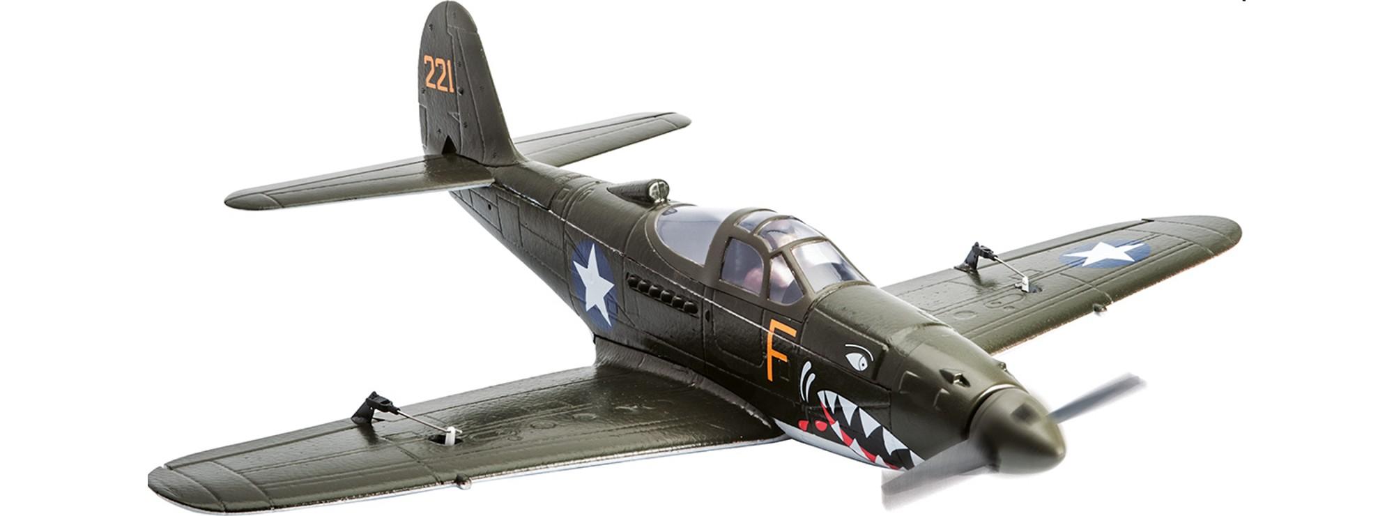 Ausverkauft lrp 210708 bell f 620 p39 airacobra speedbird arf rc flugzeug fertigmodell