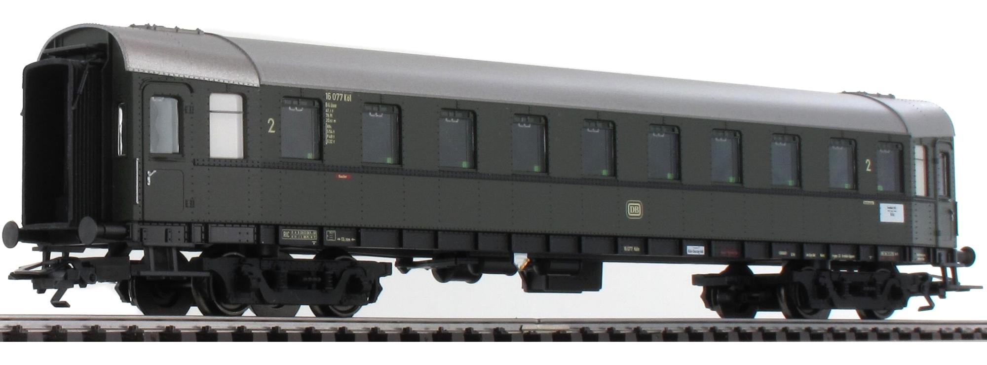 """Klasse /""""Hecht/"""" Spur H0 Märklin 42254 Schnellzugwagen 2"""