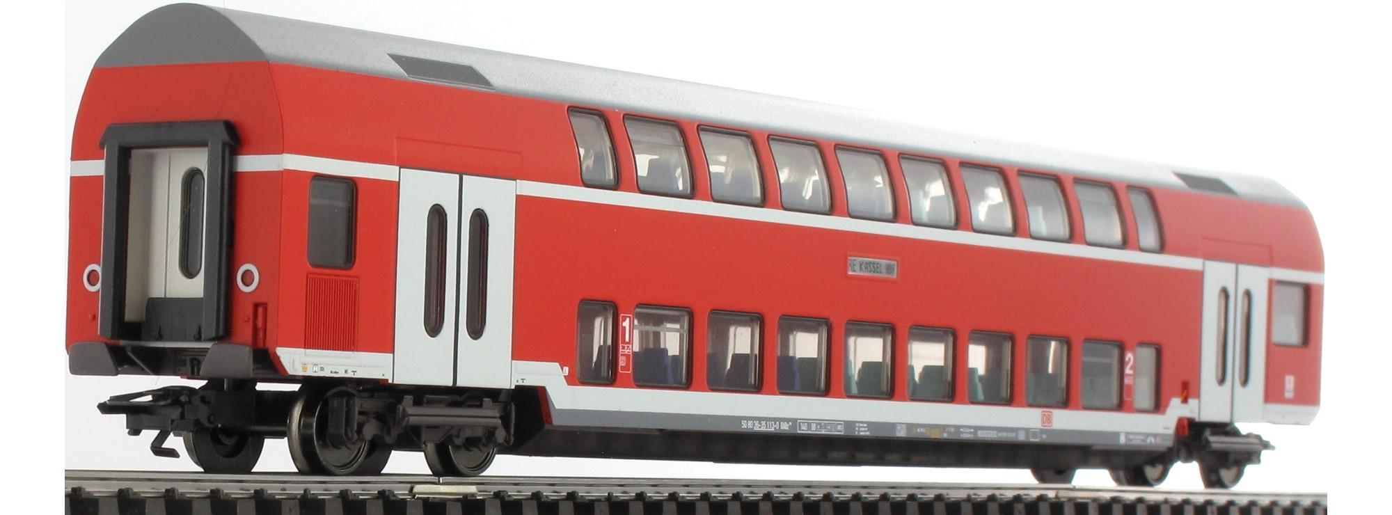 Märklin 43584 Doppelstockwagen der DB AG 1.2. Klasse