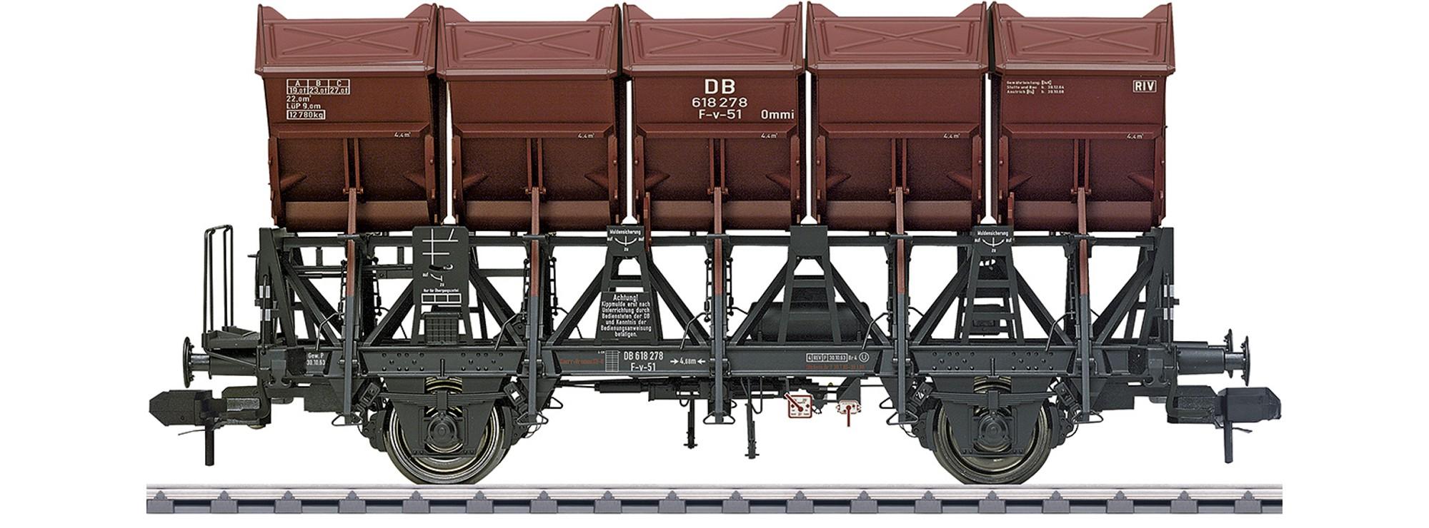 Märklin 58517 Muldenkippwagen F-v-51 Spur 1