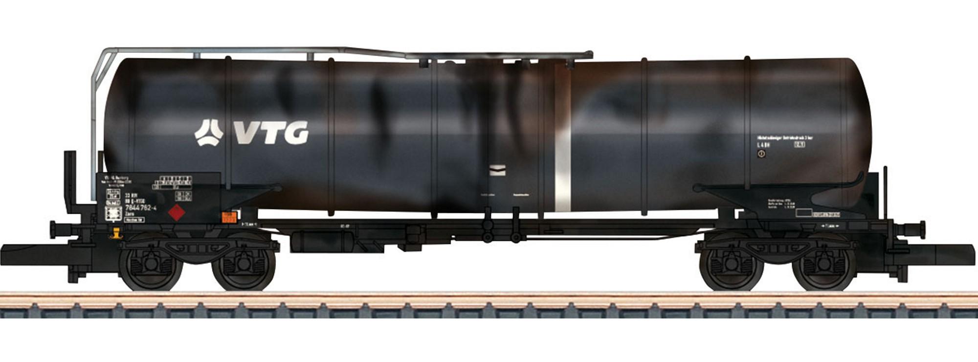 Knickkesselwagen VTG Märklin Z 82489 neu gealtert OVP