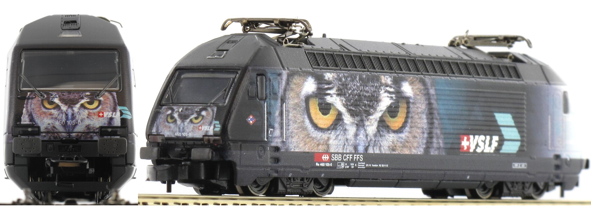 Märklin mini club Grafitti  Spur Z 1:220 Modellbahn Grafitti