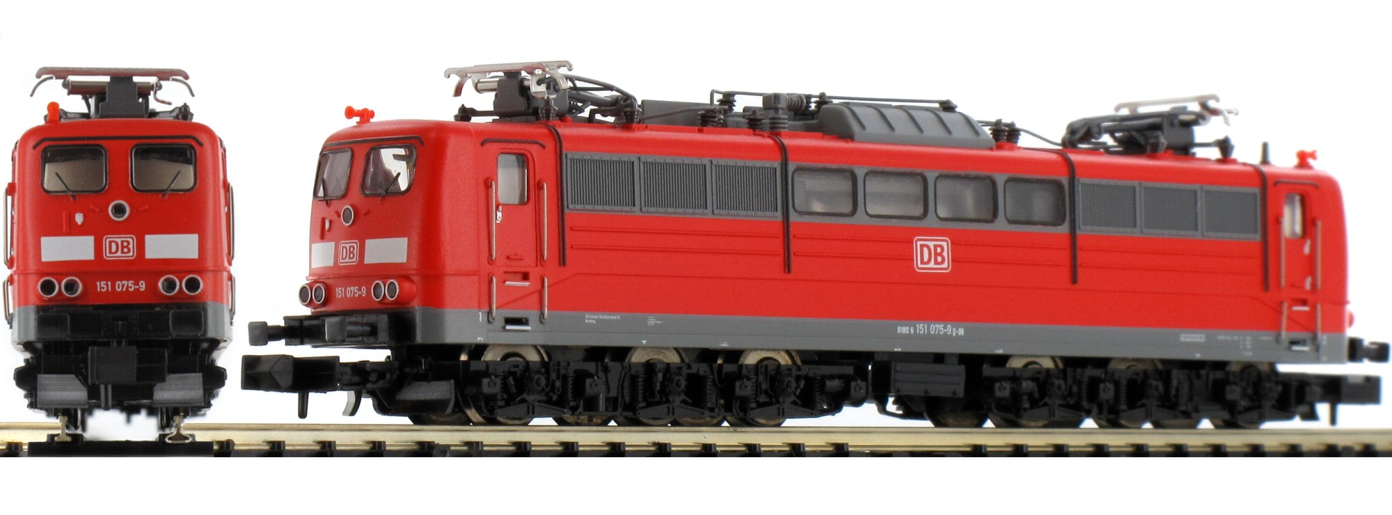 Minitrix Spur N 16492 E-Lok BR 151 der DB