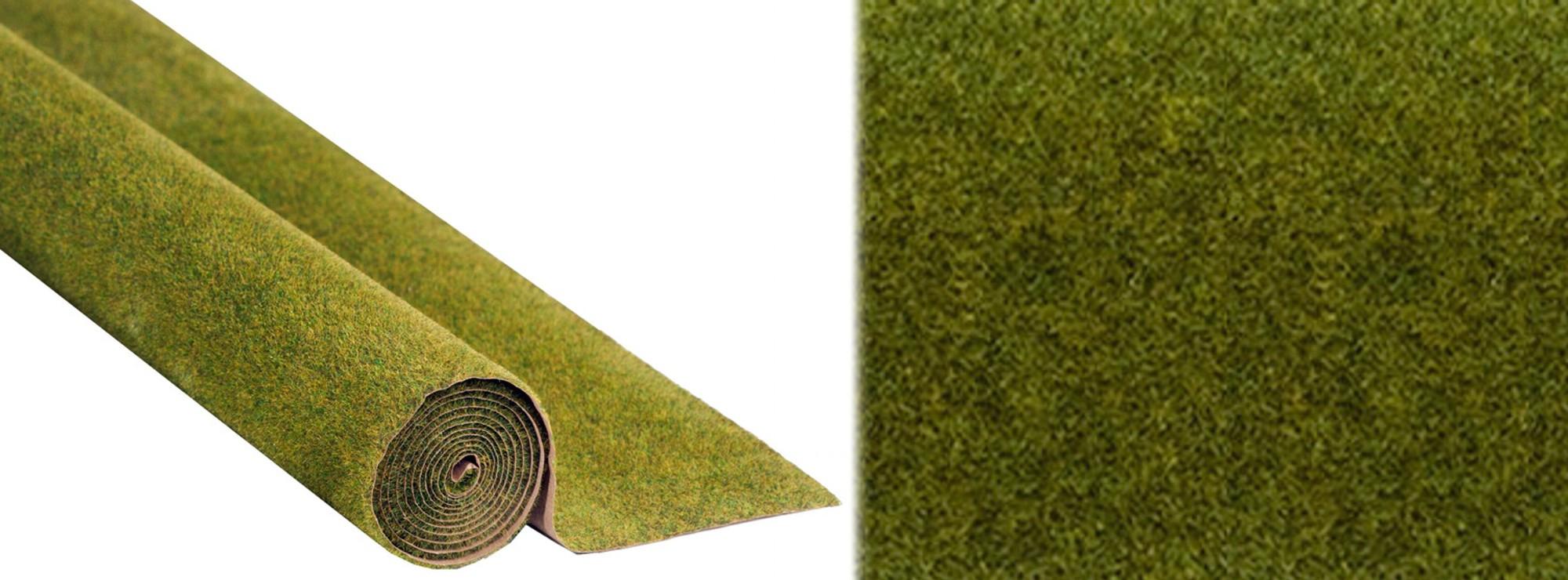 NOCH 00410 Natur+Wiesenmatte 12mm Frühling                               #55655