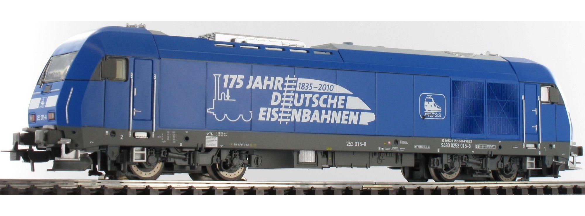 Ausverkauft Piko 57393 Diesellok Herkules Press 175 Jahre Ac