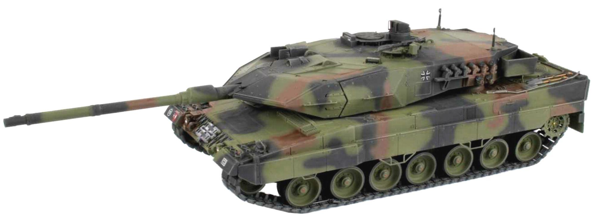 ausverkauft revell 03097 leopard 2a6 a6m panzer. Black Bedroom Furniture Sets. Home Design Ideas