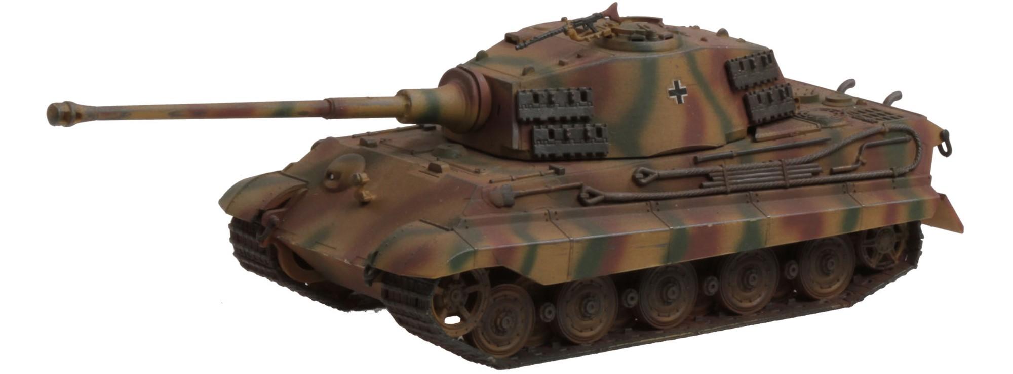 Revell 03129 Tiger Ii Ausf B Panzer Bausatz 172