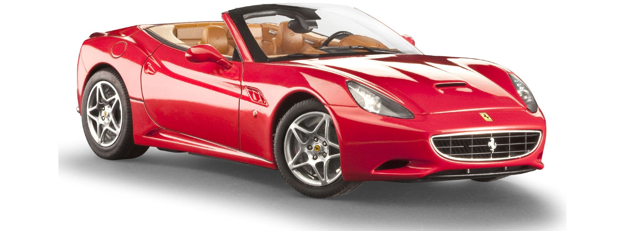 ausverkauft 39 revell 07276 ferrari california open top. Black Bedroom Furniture Sets. Home Design Ideas