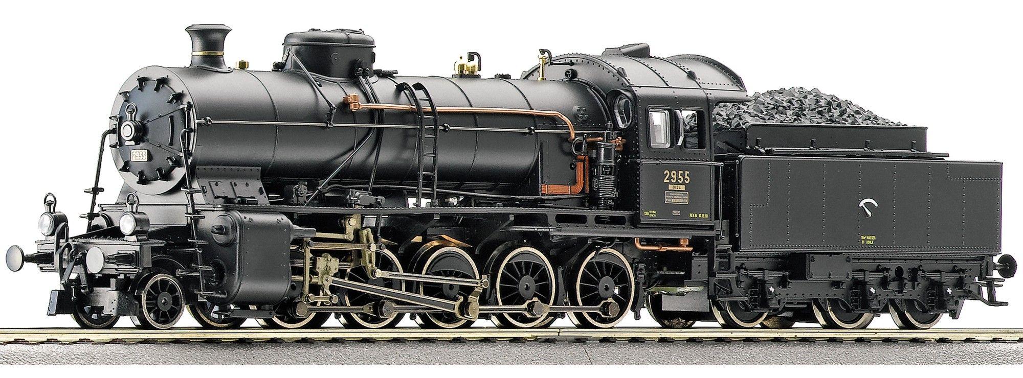 """ausverkauft   Roco 63322 Dampflok Serie C 5/6 """"Elefant"""" SBB Spur H0"""