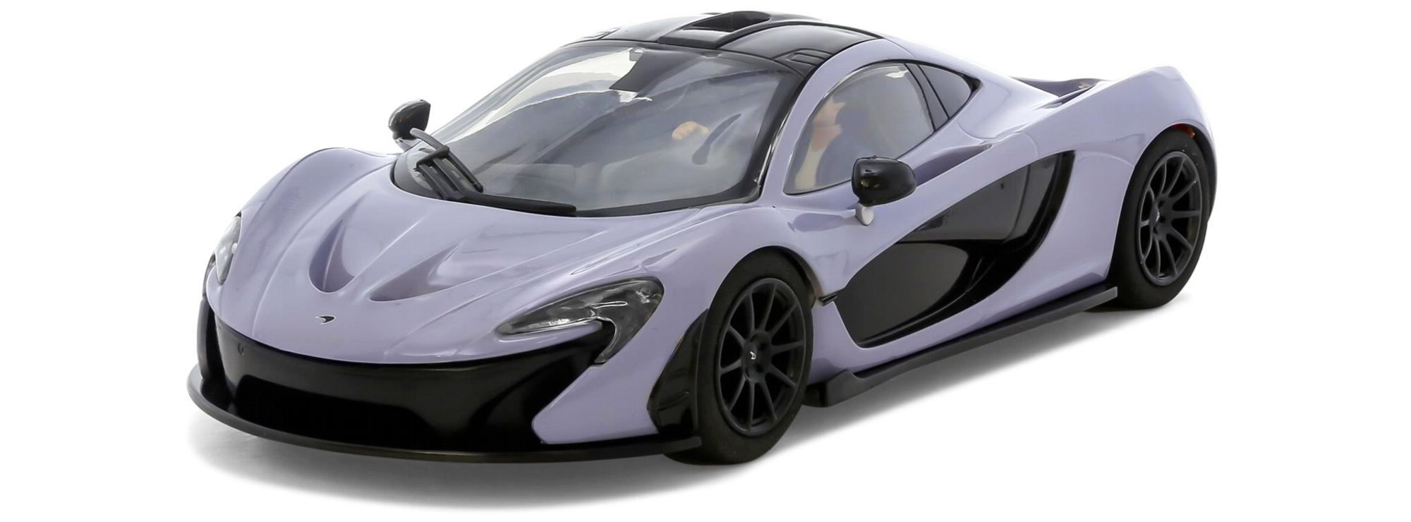 ausverkauft | scalextric 3877 mclaren p1, grau | slot car 1:32