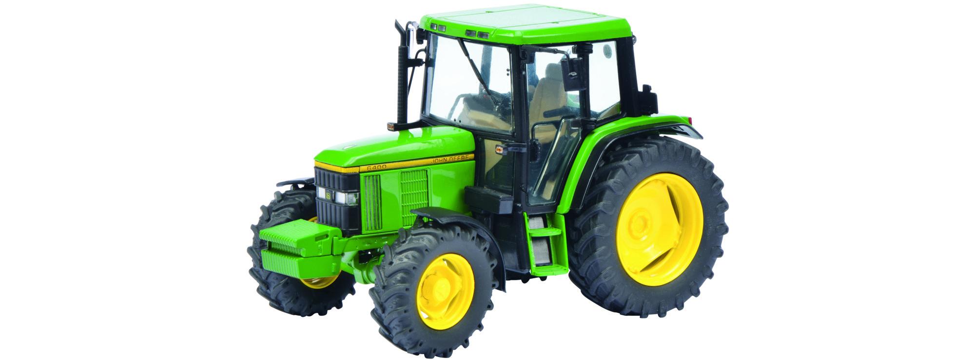 John Deere 6400 Traktor Maßstab 1:32 Schuco 450773100