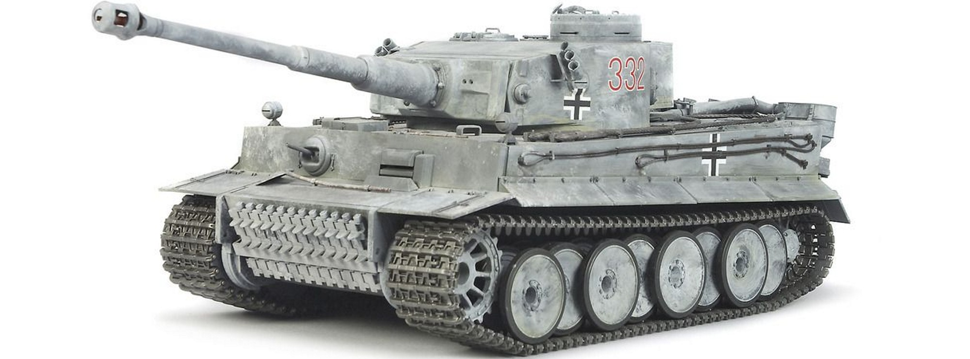 tamiya 56010 panzer tiger 1 dmd full option rc panzer. Black Bedroom Furniture Sets. Home Design Ideas