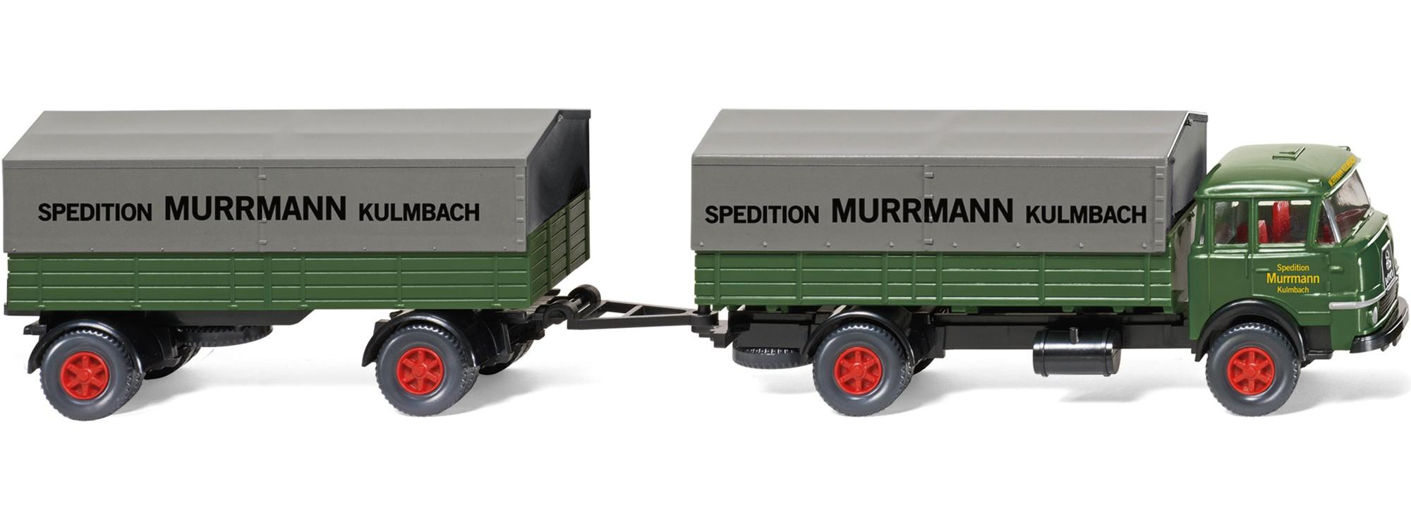 Neu Krupp 806 Wiking 048601-1//87 Pritschenlastzug