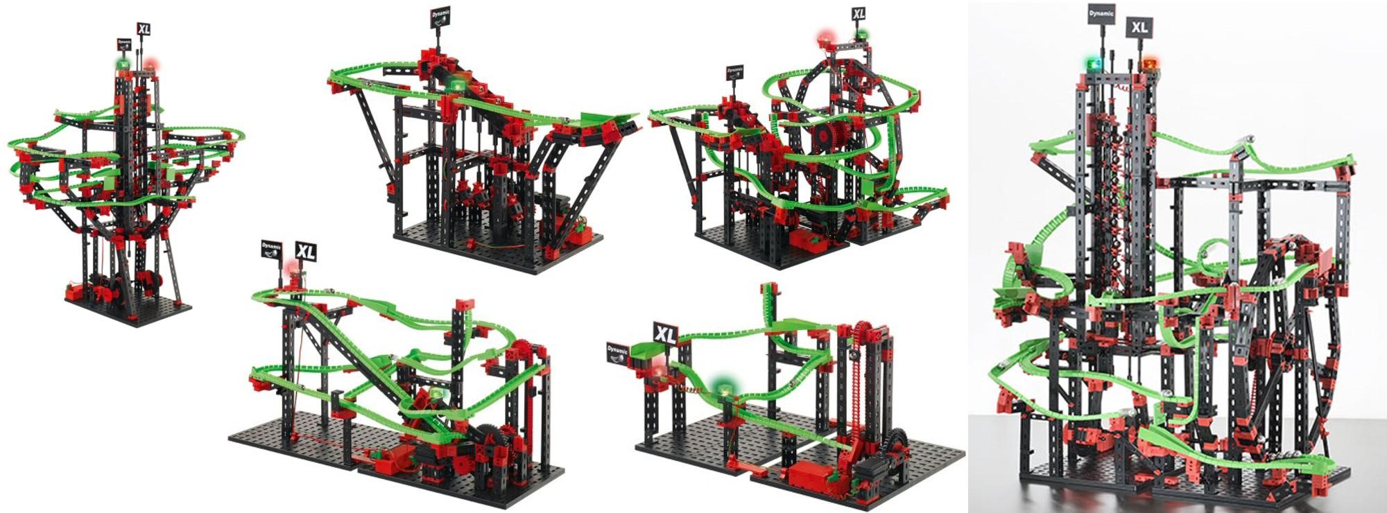 Dynamic XL günstig kaufen Baukästen & Konstruktionsspielzeug fischertechnik 524327