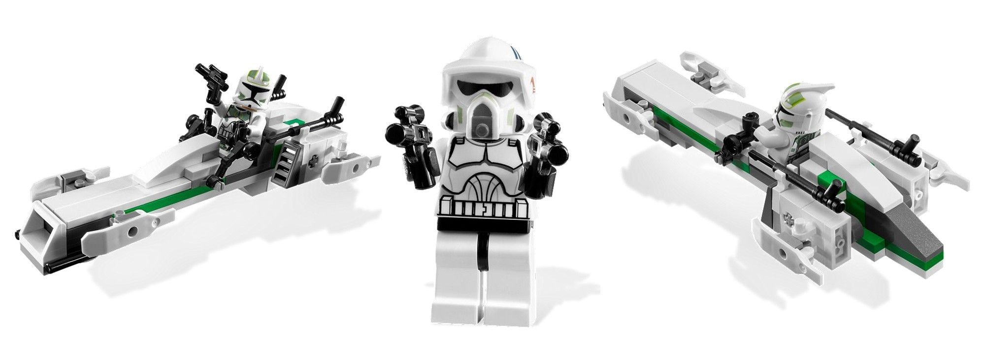 7913 günstig kaufen LEGO StarWars Clone Trooper Battle Pack