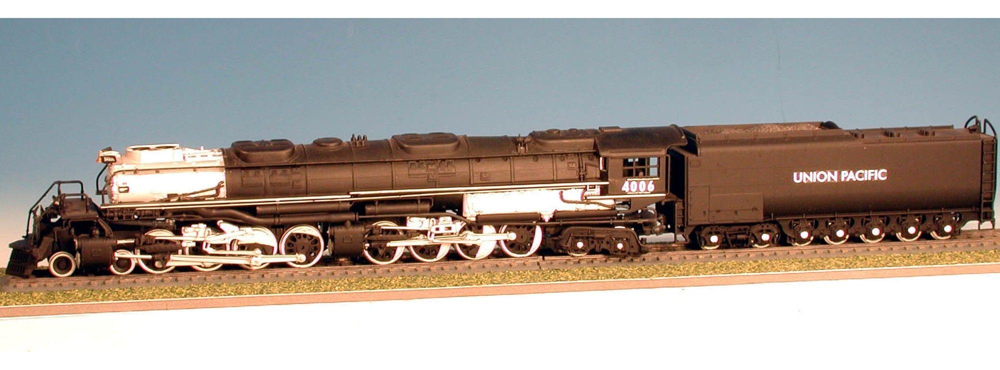 revell 02165 big boy lokomotive bausatz 1 87 online. Black Bedroom Furniture Sets. Home Design Ideas