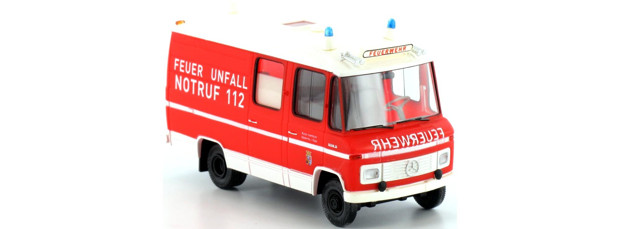 1//87 Brekina MB L 508 BF Mulheim 1970 36910