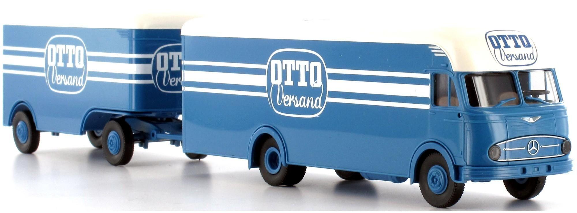 ausverkauft  BREKINA 57208 MB LP 322 Möbelzug Otto