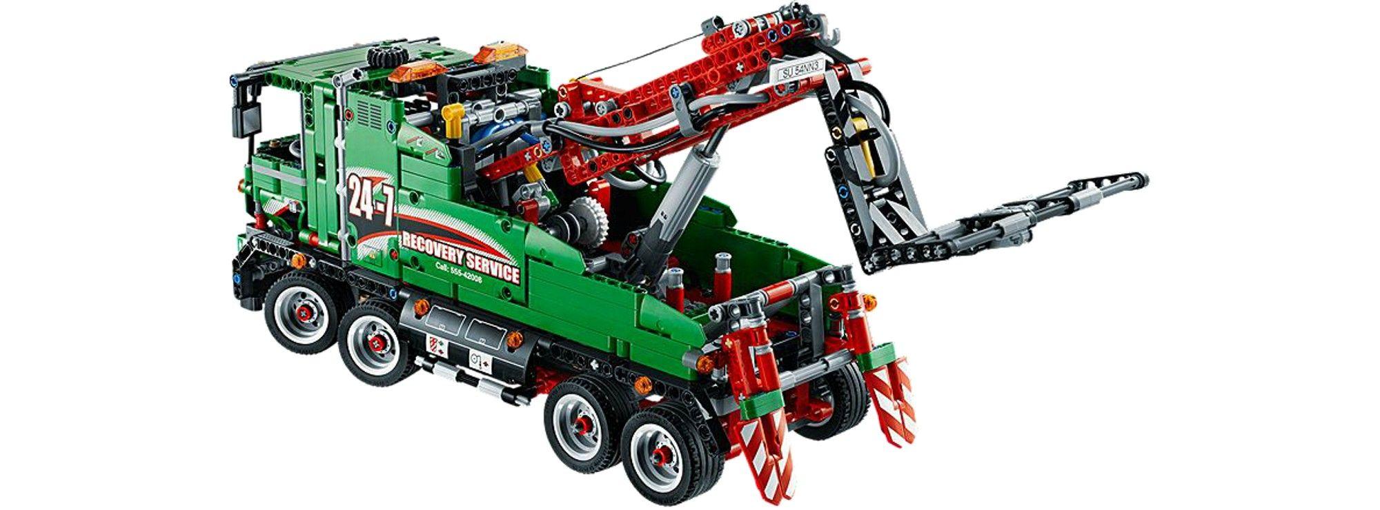 LEGO Technik Abschlepptruck 42008 günstig kaufen