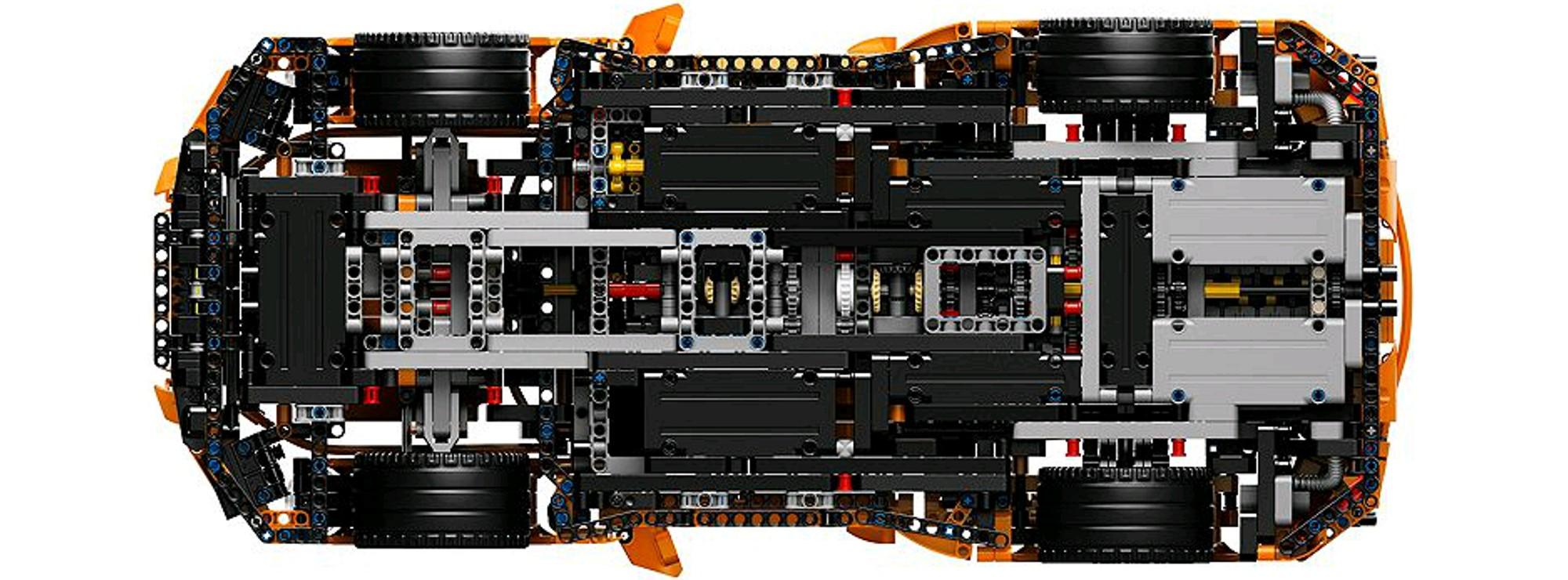 lego 42056 porsche 911 gt3 rs exklusiv modell lego. Black Bedroom Furniture Sets. Home Design Ideas