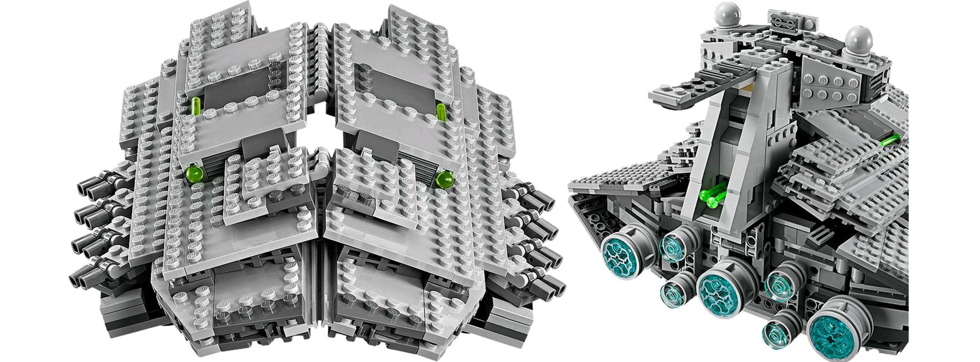 Lego Starwas Sternzerstörer Nr.75055 Baukästen & Konstruktion LEGO Bau- & Konstruktionsspielzeug