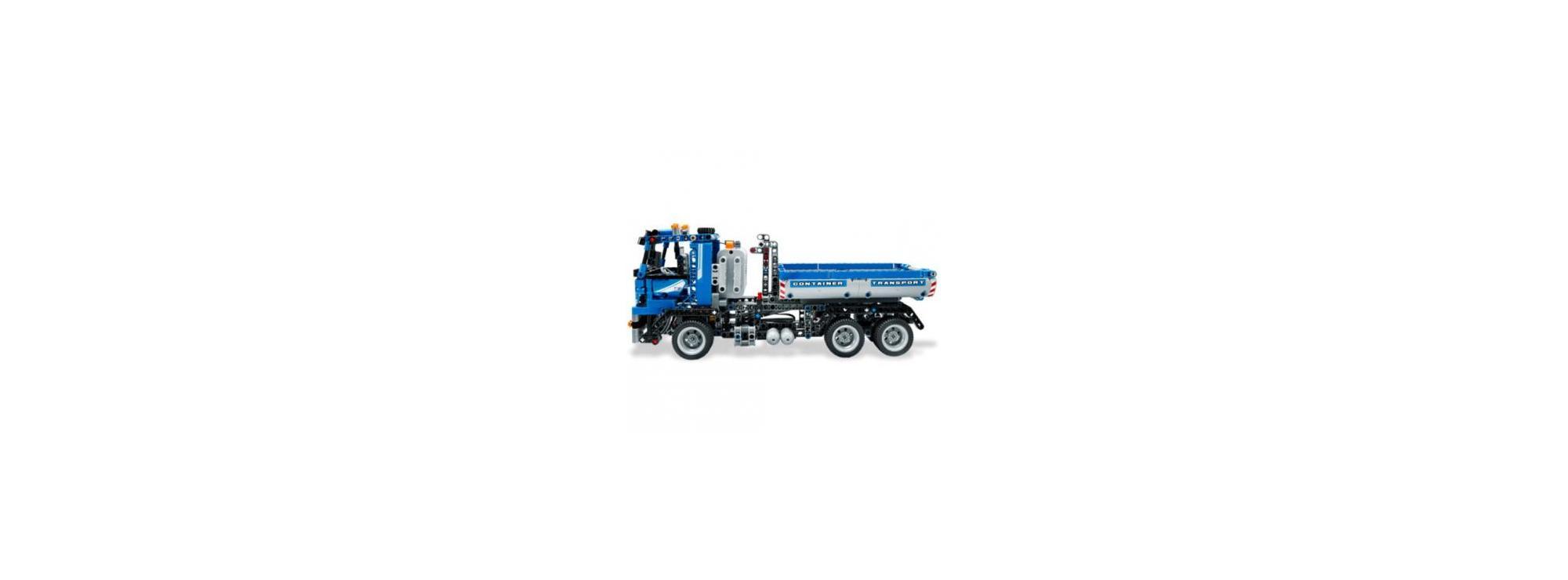 LEGO Technik Container-Truck 8052 günstig kaufen