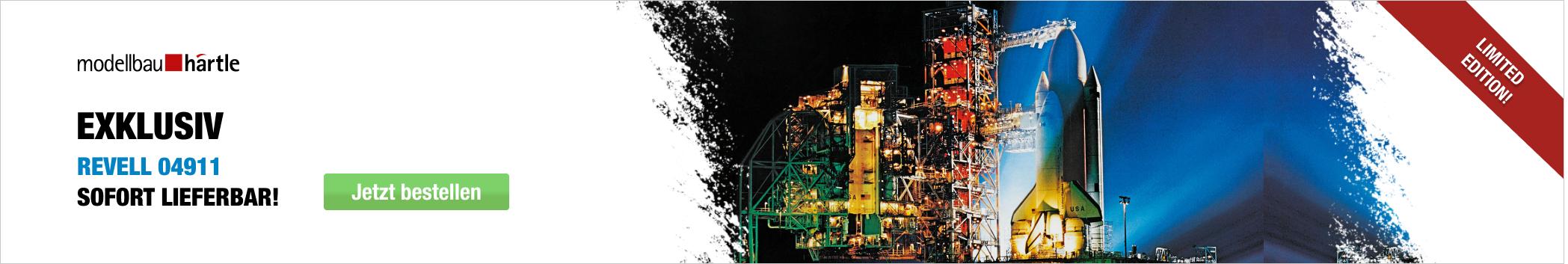 Revell 04911 Space Shuttle